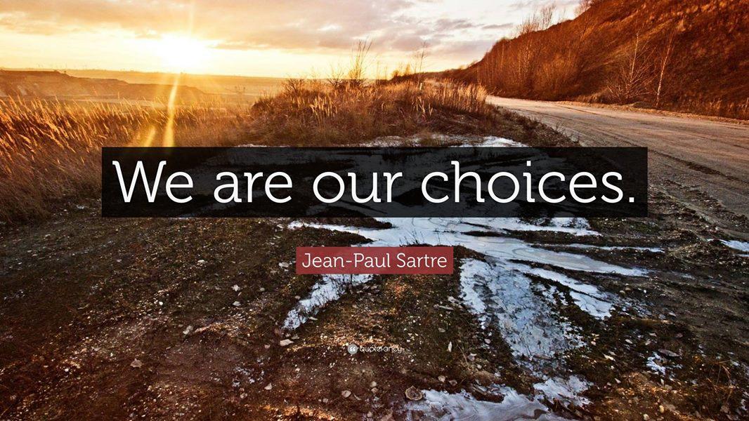 Cuộc đời là do ta chọn