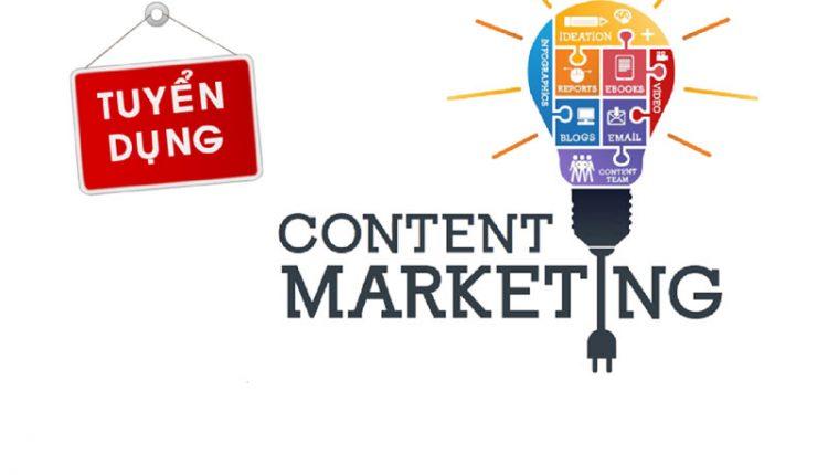 Nhân Viên content là cách tạo thu nhập dễ dàng