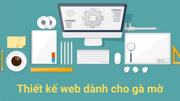 Thiết kế web cho người mới